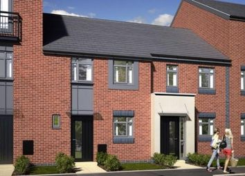 Thumbnail 3 bed town house for sale in Leek Road, Stoke-On-Trent, Staffordshire