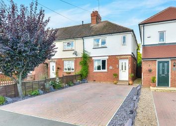 Thumbnail 3 bed end terrace house for sale in Olney Road, Lavendon, Olney