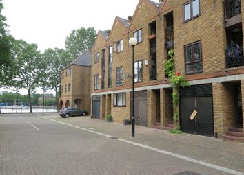 Thumbnail 3 bed terraced house to rent in Brunswick Quay, London