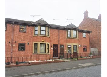 Thumbnail 2 bed flat for sale in Fern Court, Choppington