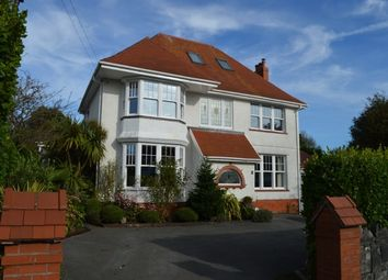 Thumbnail 4 bed detached house to rent in Caswell Avenue, Caswell, Swansea