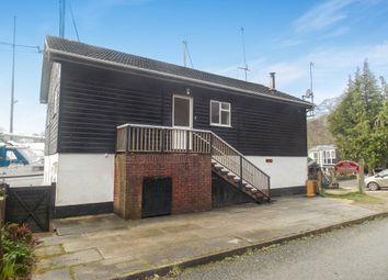 Thumbnail 2 bedroom flat to rent in Tamarisk Flat, Calstock Boatyard, Lower Kelly, Calstock