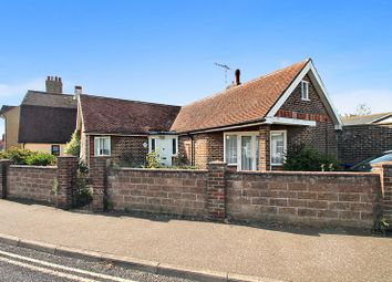 Thumbnail 2 bed detached bungalow for sale in Kings Road, Lancing