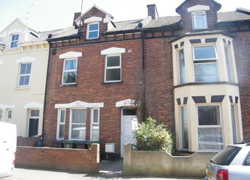 Thumbnail 3 bed flat to rent in Church Road, St Thomas, Exeter