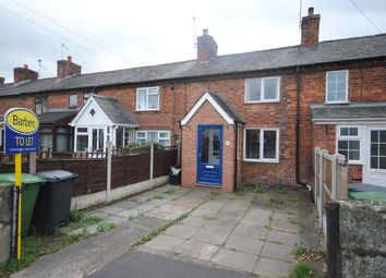 Thumbnail 2 bed terraced house to rent in Pyms Road, Wem, Shropshire