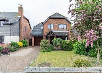 Thumbnail 4 bed detached house for sale in Percheron Close, Impington, Cambridge