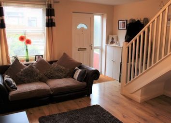 Thumbnail 2 bed terraced house for sale in Brosscroft Village, Hadfield, Glossop