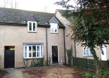 Thumbnail 3 bed terraced house for sale in The Brooks, Exton, Oakham