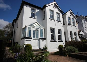 Thumbnail 4 bed semi-detached house for sale in Trumlands Road, Torquay