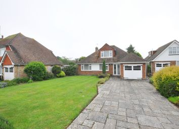 Thumbnail 3 bedroom detached bungalow to rent in Berwick Close, Bexhill-On-Sea