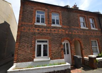 Thumbnail 2 bed terraced house to rent in Commercial Road, Eastbourne