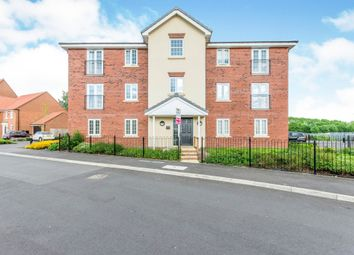 Thumbnail 1 bedroom flat for sale in Buttermere Crescent, Doncaster