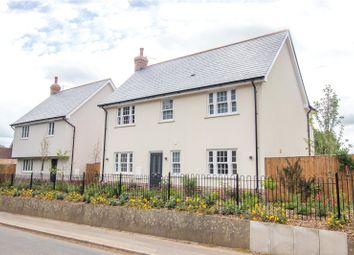 Thumbnail 3 bed detached house for sale in Bunt House, Hare Street, Buntingford, Herts