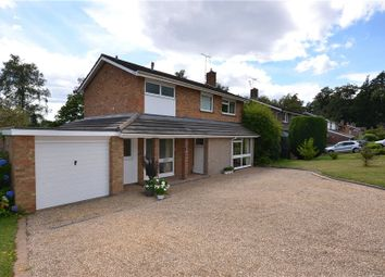 Thumbnail 3 bed detached house for sale in Lily Hill Road, Bracknell, Berkshire