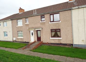 Thumbnail 2 bed terraced house to rent in Lowerson Avenue, Shiney Row, Houghton Le Spring