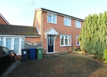 Thumbnail 2 bed semi-detached house to rent in Impala Drive, Cherry Hinton