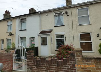Thumbnail 3 bedroom end terrace house to rent in Southwell Road, Lowestoft