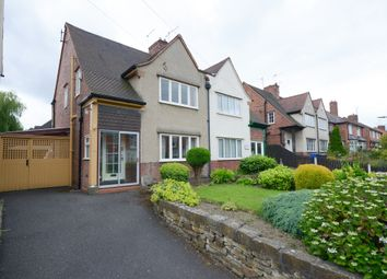 Thumbnail 3 bed semi-detached house for sale in Inkerman Cottages, Ashgate Road, Chesterfield