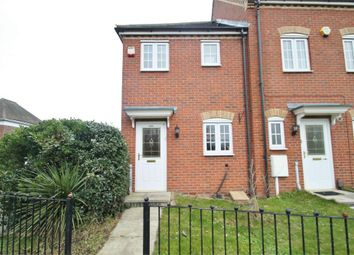 Thumbnail 2 bedroom terraced house for sale in Watnall Road, Hucknall, Nottingham