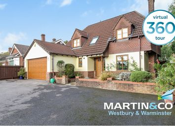 4 bed detached house for sale in Copheap Lane, Warminster BA12