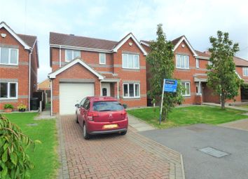 Thumbnail 4 bed detached house to rent in Rail Court, Barrel Lane, Doncaster