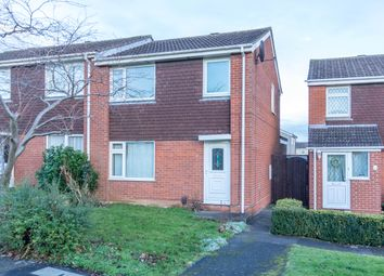 Thumbnail 3 bed semi-detached house for sale in Blaydon Walk, Wellingborough