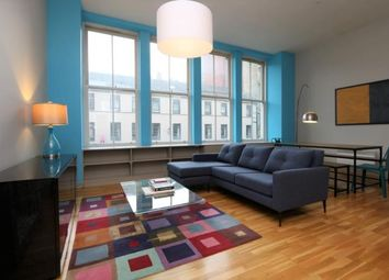 Thumbnail 2 bed flat to rent in Mitchell Street, Glasgow