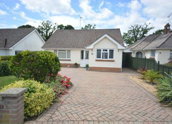 Thumbnail 2 bed detached bungalow for sale in Fontmell Road, Broadstone