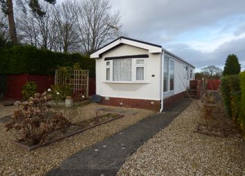Thumbnail 1 bed mobile/park home for sale in Greenacres Park, Ram Hill, Coalpit Heath, Bristol