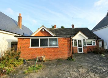 Thumbnail 3 bedroom detached bungalow for sale in Springfield Road, Bromley