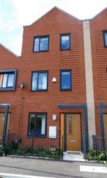 Thumbnail 3 bed town house to rent in Scanlon Lane, Salford