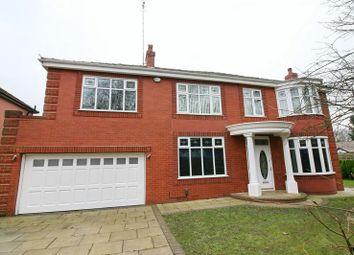 Thumbnail 4 bed detached house for sale in Worsley Road, Worsley, Manchester
