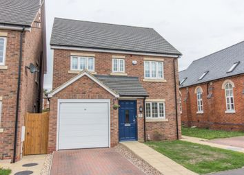 Thumbnail 4 bed detached house for sale in Chapel Mews, Hillmorton, Rugby