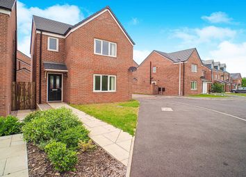 Thumbnail 3 bed detached house for sale in Railbank Drive, Workington