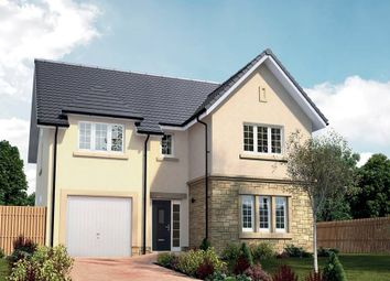 "Thumbnail 4 bedroom detached house for sale in ""The Colville"" at Queens Drive, Cumbernauld, Glasgow"