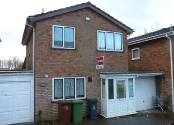 Thumbnail 3 bed link-detached house for sale in Brockhurst Crescent, Walsall