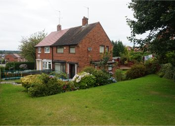 Thumbnail 3 bed semi-detached house for sale in Newhall Road, Leeds