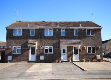 Thumbnail 2 bed terraced house for sale in Hadleigh Close, Westlea, Swindon
