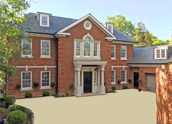 Thumbnail 6 bed detached house for sale in Coombe Hill Road, Kingston Upon Thames, Surrey