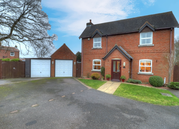 Thumbnail 4 bed detached house for sale in The Hedges, Botley Road, Horton Heath, Eastleigh