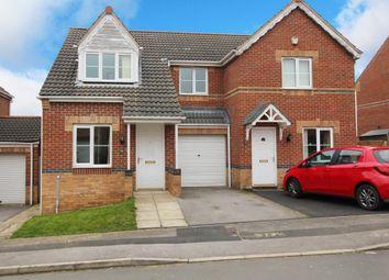 Thumbnail 3 bedroom semi-detached house for sale in Raikes Avenue, Tong, Bradford