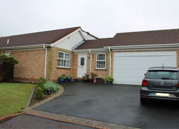 Thumbnail 4 bed detached bungalow for sale in Cygnet Close, Newcastle Upon Tyne, Tyne And Wear