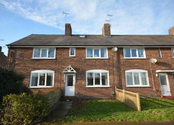 Thumbnail 3 bed terraced house to rent in 15 Green Lane Estate, Sealand, Chester