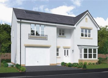"""Thumbnail 5 bedroom detached house for sale in """"Harford"""" at Geddes Avenue, Perth"""