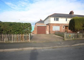 Thumbnail 4 bed semi-detached house for sale in Cedar Grove, Hoole, Chester
