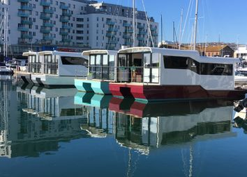 Thumbnail 2 bed houseboat for sale in Western Concourse, Brighton Marina Village, Brighton