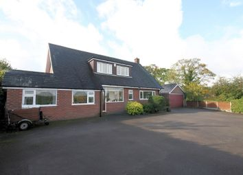 Thumbnail 3 bed property for sale in Park Lane, Pickmere, Knutsford