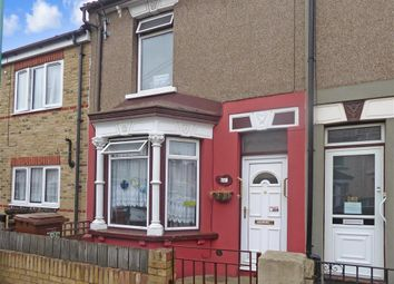Thumbnail 3 bed terraced house for sale in Granville Road, Gillingham, Kent