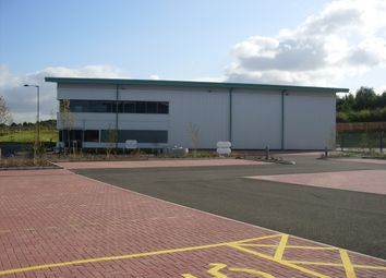 Thumbnail Warehouse to let in Unit J, Vector 31, Waleswood Way, Wales, Sheffield, 5Nu
