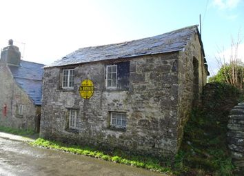 Thumbnail Commercial property for sale in The Dairy Churchtown, St. Breward, Bodmin, Cornwall